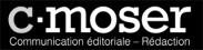 cmoser - Communication éditoriale Rédaction