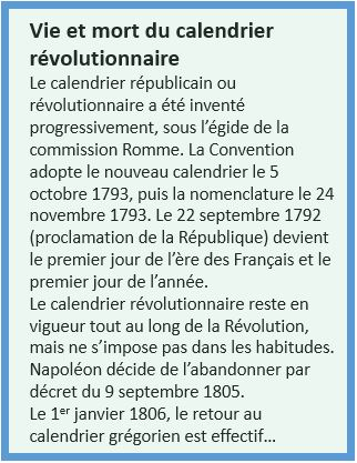 Le Calendrier Revolutionnaire.Un Calendrier Revolutionnaire 1 Cmoser Communication