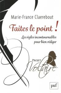Claerebout faites le point